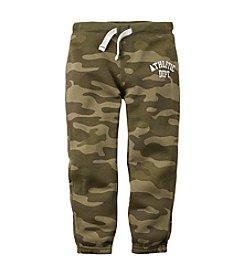Carter's® Baby Boys' 12-24M Camo Fleece Active Pants