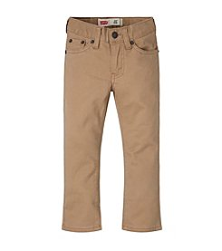Levi's® 511™ Boys' 4-20 Slim Sueded Cotton Pants