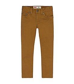Levi's® 511™ Boys' 4-20 Slim Sueded Cotton Pants