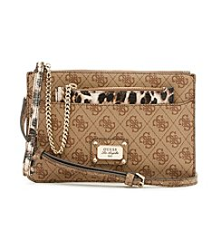Guess Escapade 2 In 1 Crossbody Clutch
