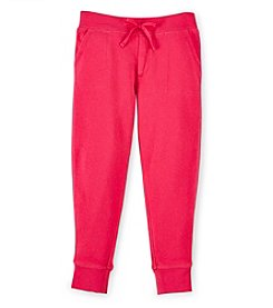 Ralph Lauren Childrenswear Girls' 4-6X Fleece Pants