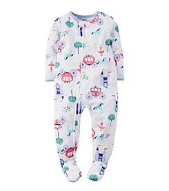 Carter's® Baby Girls' 12-24 Month Fairy Tale Print Sleeper