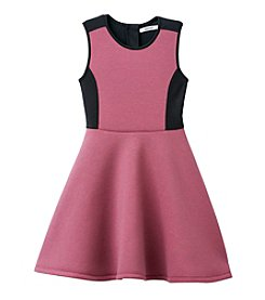 DKNY® Girls' 7-16 Big Rita Dress