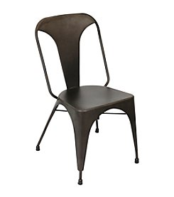 LumiSource Pair of Austin Dining Chairs