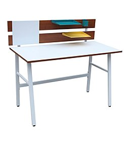 LumiSource Bench Desk