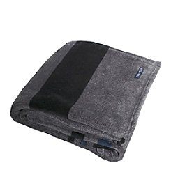 Nautica® Sebec Fleece Blanket