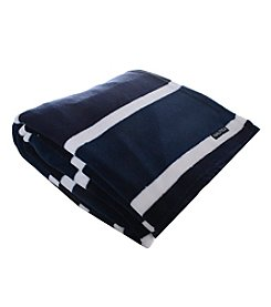 Nautica® Knots Bay Fleece Blanket