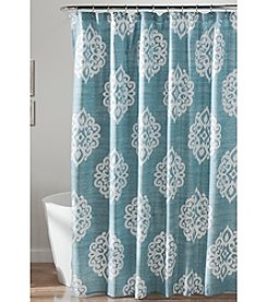 Lush Decor Sophie Shower Curtain