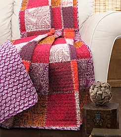 Lush Decor Paisley Throw