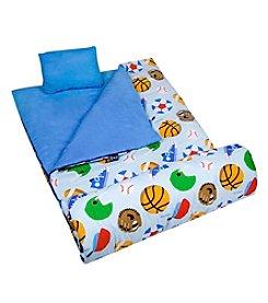 Olive Kids Game On! Original Sleeping Bag