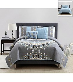 Victoria Classics Marrakech 5-pc. Quilt Set