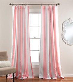 Lush Decor Wilbur Room Darkening Window Curtain