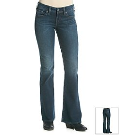 Silver Jeans Co. Mid Rise Flare Jeans