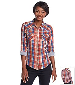 Hippie Laundry Plaid Shirt