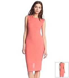 KIIND OF Pieced Tank Midi Dress