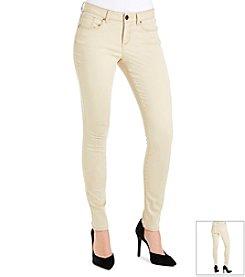 Jessica Simpson Pale Khaki Skinny Pants