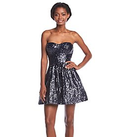 Bee Darlin' Sequin Party Dress