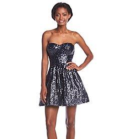 Bee Darlin' Sequin Party Dress