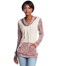 Chance or Fate® Crochet Front Pullover
