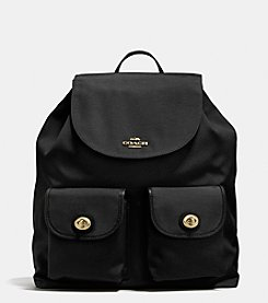 COACH BACKPACK IN NYLON