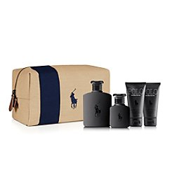 Ralph Lauren® Polo Double Black Gift Set (A $171 Value)