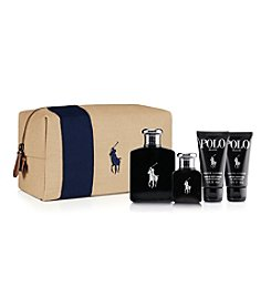 Ralph Lauren® Polo Black Gift Set (A $171 Value)