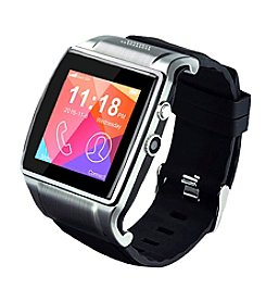 LINSAY Executive 8GB 2MP Camera Smart WATCH with Bluetooth