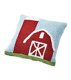 MaryJane's Home Barn Hook Decorative Pillow
