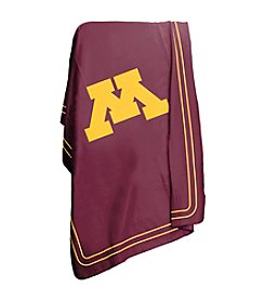 University of Minnesota Logo Chair Classic Fleece Throw