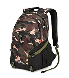 High Sierra® Whamo Camo Loop Backpack