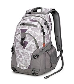 High Sierra® Wolf Pac Charcoal Loop Backpack