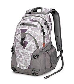 High Sierra® Wolf Pac Charcoal Loop Backpack
