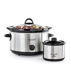 Crock-Pot® 5-Qt. Slow Cooker With Little Dipper + $5 Rebate