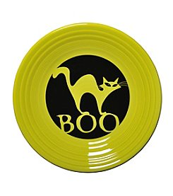 Fiesta® Boo Cat Lemongrass Luncheon Plate