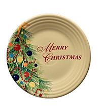 Fiesta® Tree Merry Christmas Plate