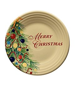 Fiesta® Tree Merry Christmas Plate