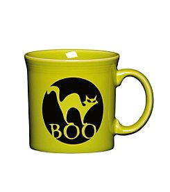 Fiesta® Boo Cat Lemongrass Java Mug