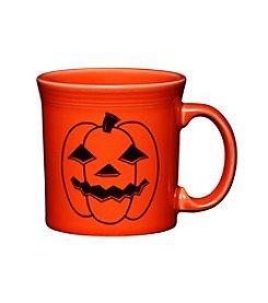 Fiesta® Spooky Pumpkin Poppy Java Mug