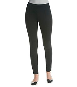 Chelsea & Theodore® Ponte Pull-On Leggings