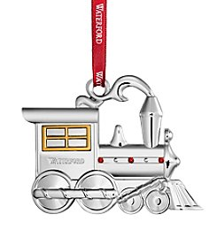 Waterford® 2015 Metal Train Ornament