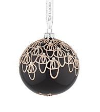 Waterford® Holiday Heirlooms Black Tie Ornament