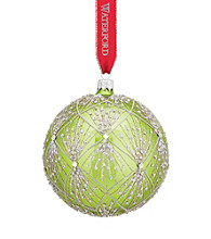 Waterford® Holiday Heirlooms Bright Green Tinsel Ornament