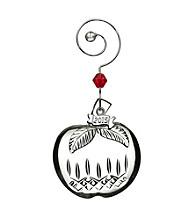 Waterford® 2015 Mini Apple Ornament