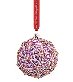 Waterford® 2015 Replica Times Square Ball Ornament