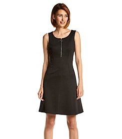 Nine West® Zip Fit And Flare Dress