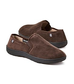 Isotoner® Signature Men's Microsuede Gore Slipper