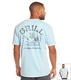 Paradise Men's Short Sleeve Grill Sergeant Tee