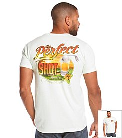 Paradise Men's Short Sleeve Perfect Shot Tee