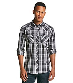 Ocean Current® Men's Long Sleeve Excess Plaid Button Down