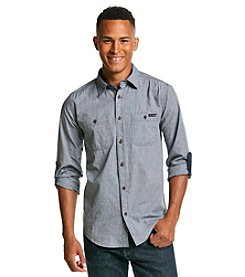 Ocean Current® Men's Long Sleeve Celeb Woven Button Down Shirt